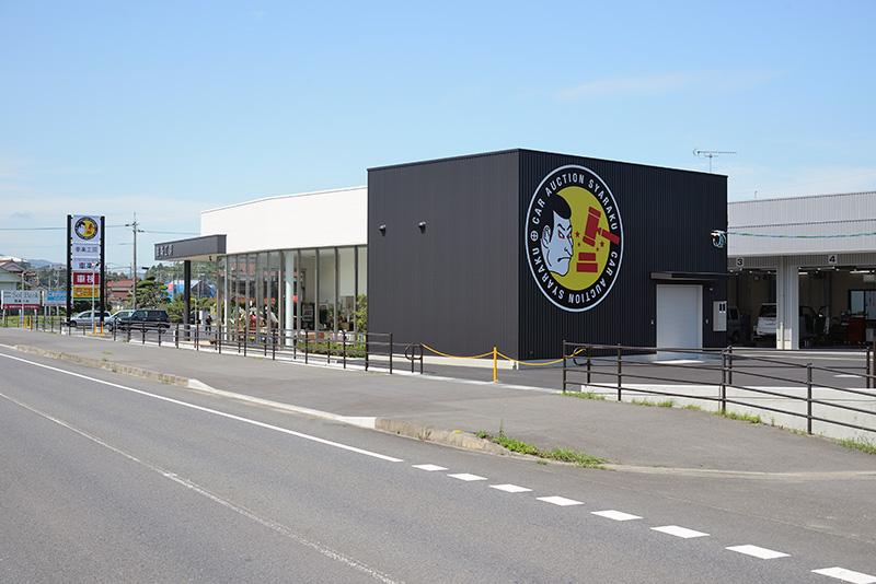 カーオク車楽店舗